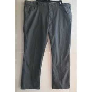 Work pants gray siZe 42x30